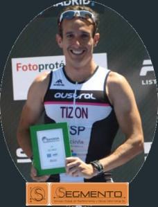 Segmento SL patrocina al triatleta Sergio Tizón